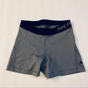 "Nike Pro Women's 3"" Compression Shorts"